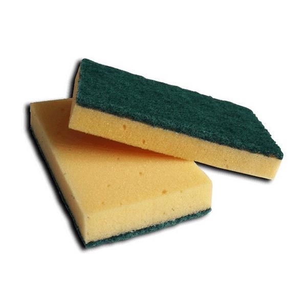 Jumbo Sponge Scourers
