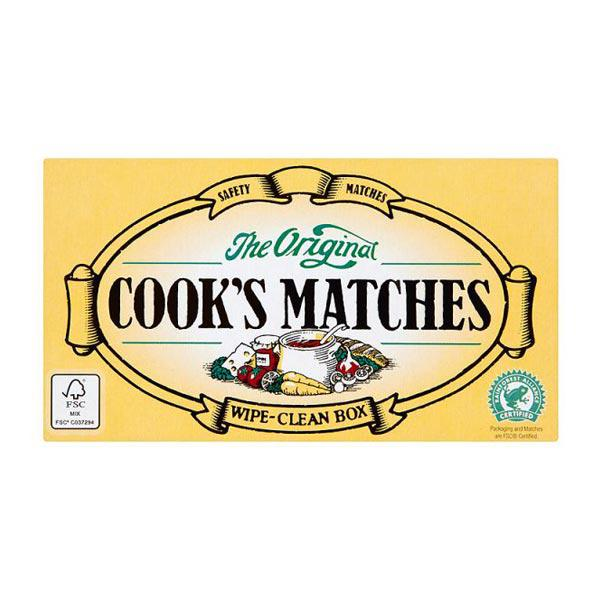 Cooks-Safety-Matches
