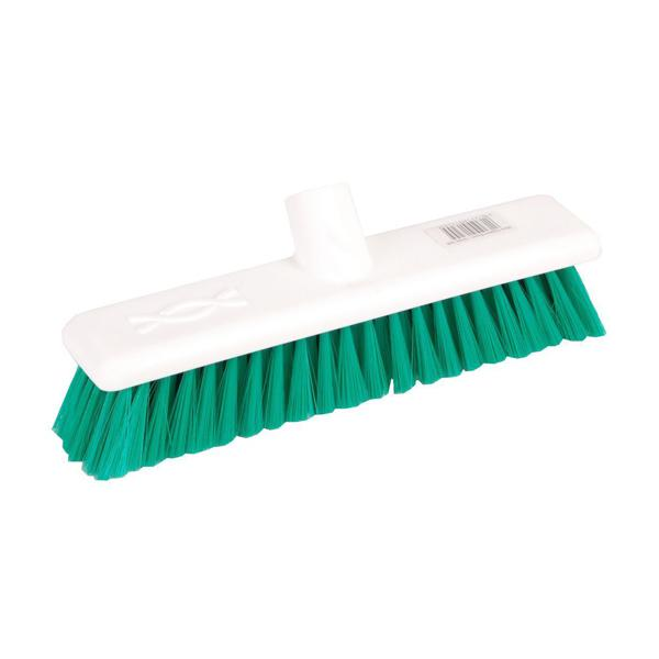 ABBEY-12--Hygiene-Broom-Head---Green