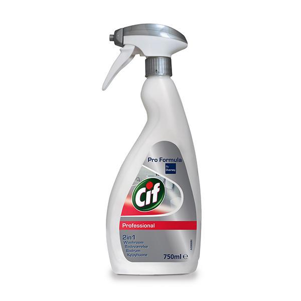 Cif-Prof.Washroom-2in1