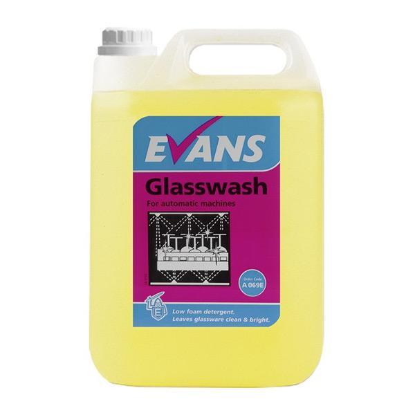 Evans-Glasswash-Detergent