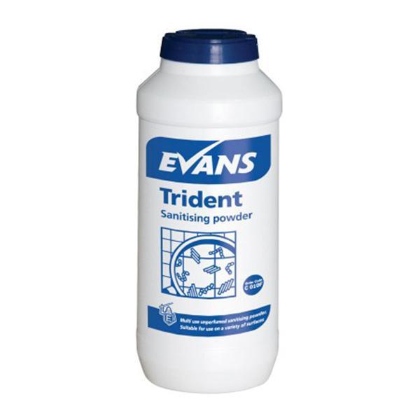 Evans-Trident-Blue-Sanitising-Powder