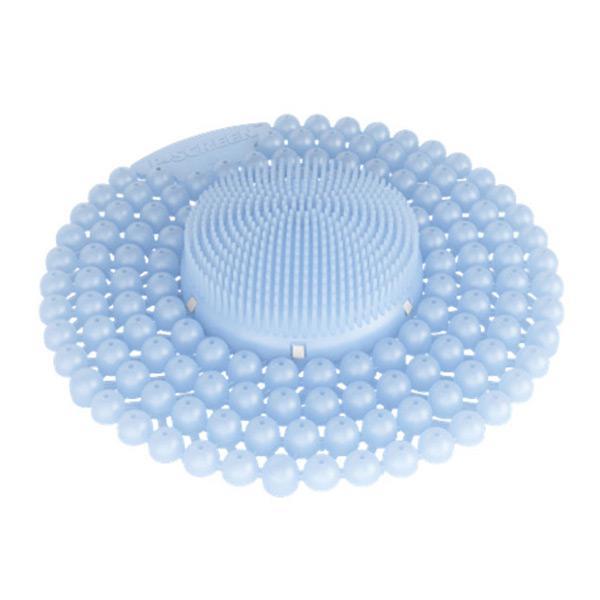 P-Screen-Bubble-Bristle-Urinal-Mat---Linen-Breeze