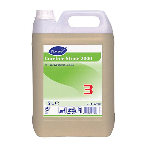 Carefree-Stride-2000-Low-Foam-Floor-Cleaner
