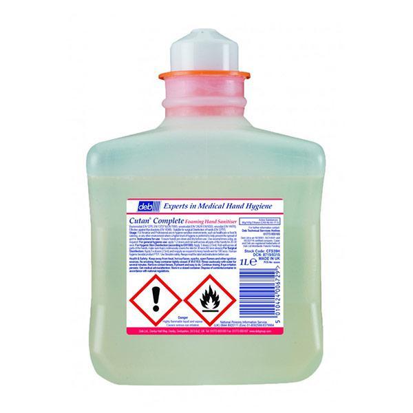 Deb-Cutan-Foaming-Hand-Sanitiser