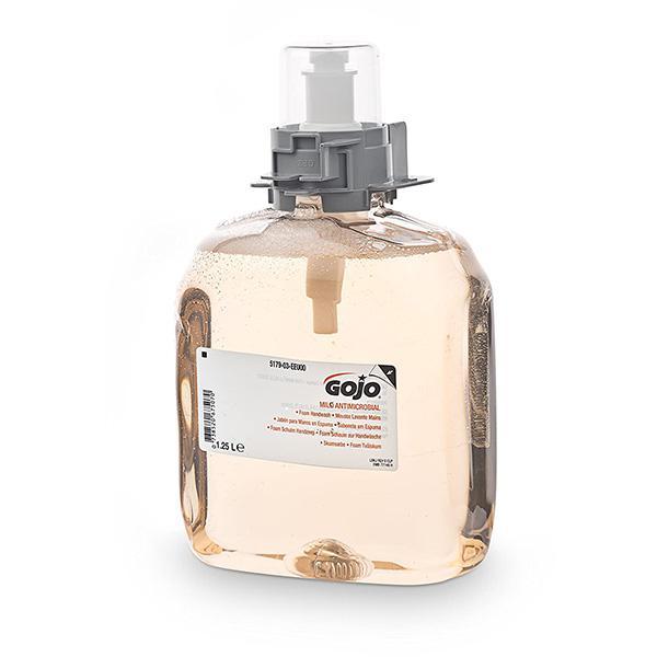 GOJO Anti MIcrobial Foam Soap , FMX