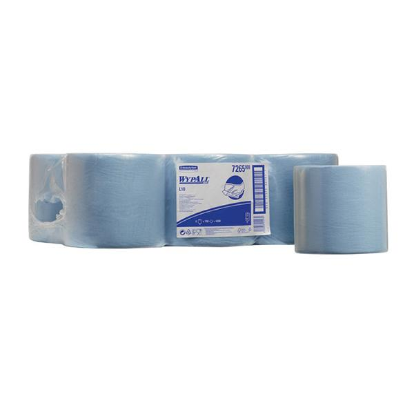 7265-Blue-Wypall-C-feed-Rolls