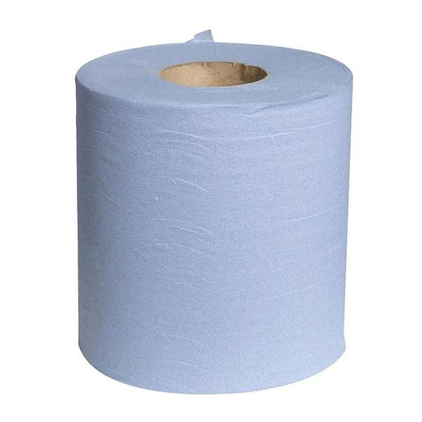 Blue-Centrefeed-2-Ply-Towel-Roll