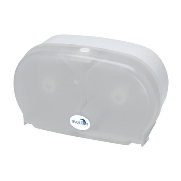 Blue-Versatwin--Micro-Toilet-Roll-Dispenser