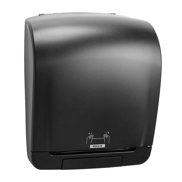 Black-Inclusive-System-Towel-Dispenser