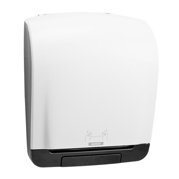Katrin-Inclusive-System-Towel-Dispenser-White-90045