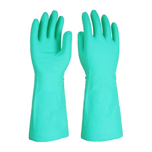 Green-18--Gauntlet-Elbow-Protective-Glove