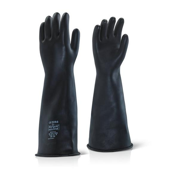 17--Black-Gauntlet-Gloves---MEDIUM