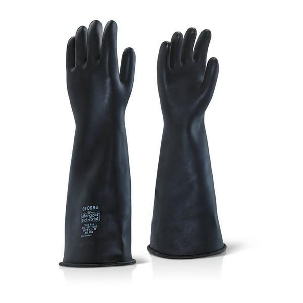 17--Black-Gauntlet-Gloves---LARGE