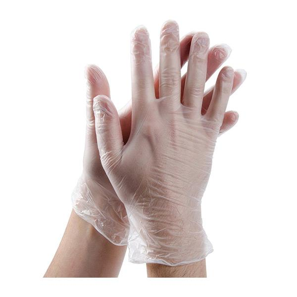 Vital-Clear-Vinyl-Examination-Gloves-N-P--Medium