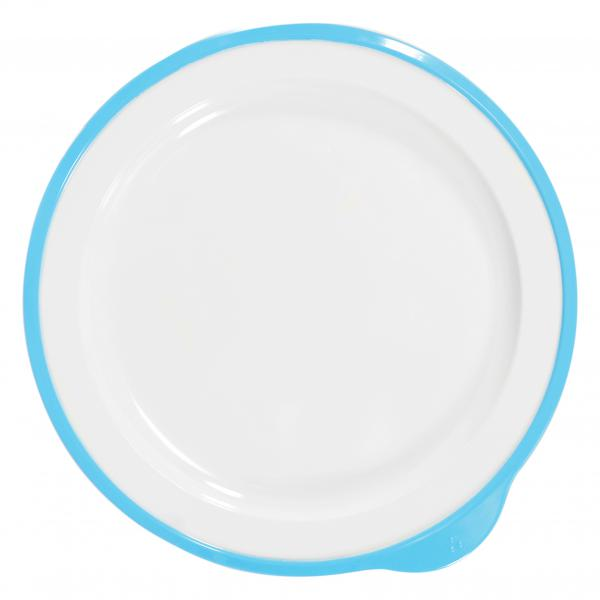 Omni-White-Large-Low-Plate-w-Blue-Rim--240x230x20mm
