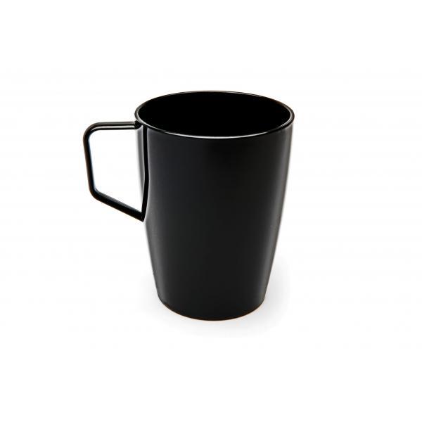 Polycarbonate-Beaker-with-Handle---Black