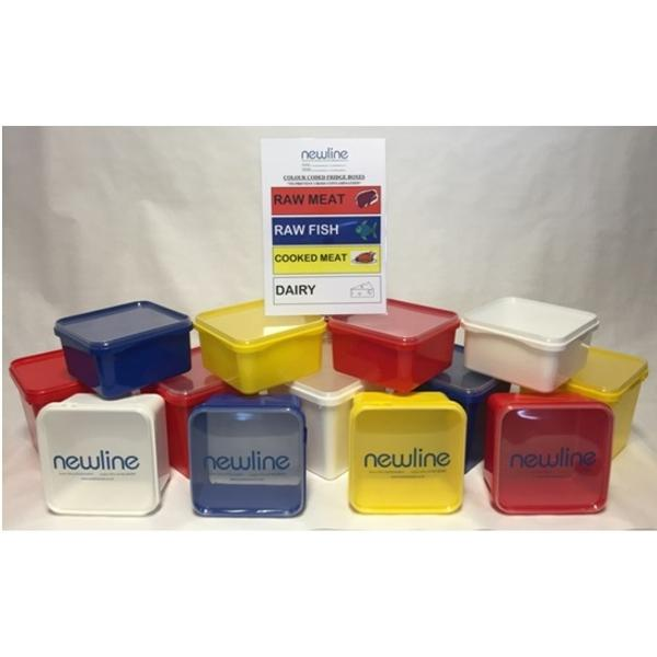Food-Storage-Box-2.4L---Yellow