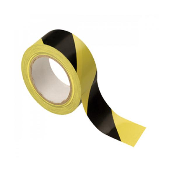 Yellow-Black-Self-Adhesive-Floor-Tape